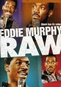 Eddie Murphy Raw (1987) (DVD Movie) Pre-Owned: Disc(s) and Case