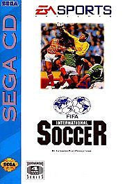 FIFA International Soccer (Sega CD) Pre-Owned: Game, Manual, and Case