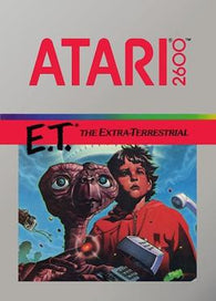 E.T. the Extra-Terrestrial (Atari 2600) Pre-Owned: Cartridge Only