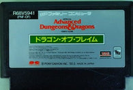 Advanced Dungeons and Dragons: Dragon Of Flame (Nintendo Famicom) Pre-Owned: Cartridge Only