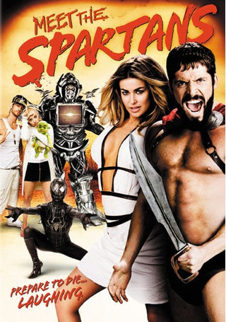 Meet The Spartans (DVD) Pre-Owned