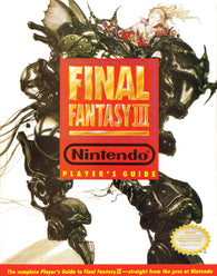 Final Fantasy III (Official Nintendo Player's Strategy Guide) Pre-Owned