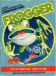 Frogger (Atari 5200) Pre-Owned: Cartridge Only