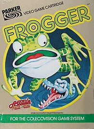 Frogger (ColecoVision / Coleco) Pre-Owned: Cartridge Only