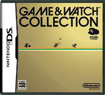 Game & Watch Collection (Nintendo DS) Pre-Owned: Game, Manual, and Case