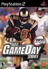 NFL GameDay 2001 (Playstation 2 / PS2) Pre-Owned: Disc Only