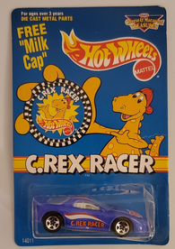 Hot Wheels 1993 Camaro C.Rex Racer Kraft Treasures #14011 (NEW)