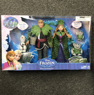 GBE - Disney Frozen: Deluxe Troll Wedding Set (Mattel) New