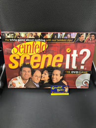 Scene It? Seinfeld Edition (DVD / GAME) - Pre-owned / COMPLETE