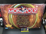 Monopoly - Lord of the Rings Trilogy Edition - Pre-owned