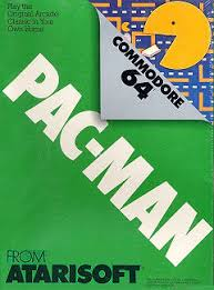 Pac-Man (Commodore 64) Pre-Owned: Cartridge Only
