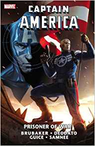 Captain America: Prisoner of War (Graphic Novel) (Hardcover) Pre-Owned