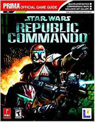 Star Wars Republic Commando - Prima - (Official Strategy Guide) Pre-Owned