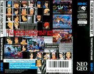 The King of Fighters 97 (Neo Geo CD - English Release) Pre-Owned: Game, Manual, and Case w/ Logo