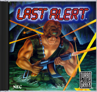 Last Alert (TurboGrafx 16 CD) Pre-Owned: Game Only