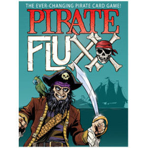 Pirate Fluxx (Card and Board Games) NEW