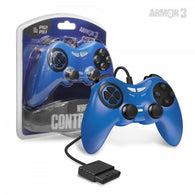 Wired Game Controller for PS2 - Armor3 (Hyperkin) NEW