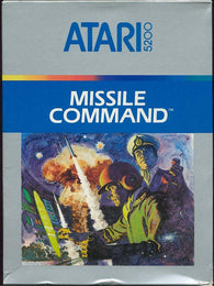 Missile Command (Atari 5200) Pre-Owned: Cartridge Only