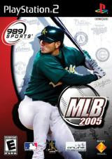 MLB 2005 (Playstation 2 / PS2) Pre-Owned: Game, Manual, and Case