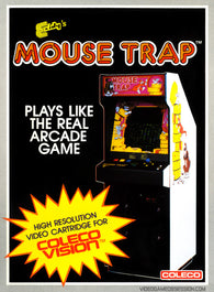 Mouse Trap (Colecovision) Pre-Owned: Cartridge Only