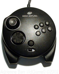 Official SEGA Saturn 3D Controller - (Sega Saturn Accessory) Pre-Owned