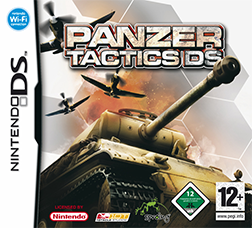 Panzer Tactics (Nintendo DS) Pre-Owned: Game, Manual, and Case