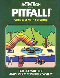 Pitfall (Atari 2600) Pre-Owned: Cartridge Only