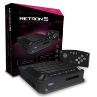 RetroN 5 Gaming Console (Black) (Hyperkin) New