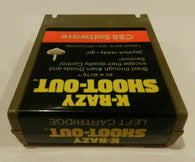 K-Razy Shoot-Out (Atari 400/800) Pre-Owned: Cartridge Only