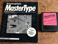 MasterType (Commodore 64) Pre-Owned: Cartridge Only