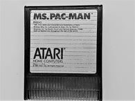 MS. Pac-Man - RX8043 (Atari 400/800/XL/XE) Pre-Owned: Cartridge Only