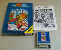 Crystal Castles (Atari XE) Pre-Owned: Cartridge Only