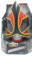POWER RANGERS SUPER SAMURAI SHOGUN HELMET WITH SOUNDS - NEW IN BOX