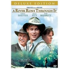 A River Runs Through It (Deluxe Edition) (DVD) Pre-Owned