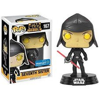 Funko Pop: Star Wars - Seventh Sister #167 (NEW)