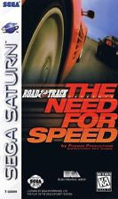 Need for Speed (Sega Saturn) Pre-Owned: Game, Manual, and Case*