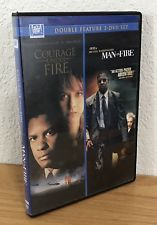Courage Under Fire / Man on Fire (DVD) Pre-Owned