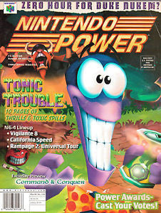 Issue: March 1999 / Vol 118 (Nintendo Power Magazine) Pre-Owned: Complete - Bagged & Boarded