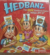 Hedbandz Card Game - Pre-owned/ COMPLETE