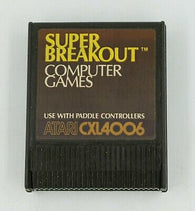 Super Breakout - CXL4006 (Atari 400/800/XL/XE) Pre-Owned: Cartridge Only