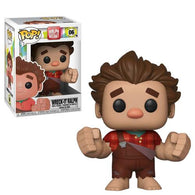 Disney Ralph Breaks the Internet: #06 Wreck-it Ralph (Funko POP!) Figure and Original Box