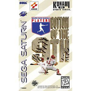 Bottom of the 9th (Sega Saturn) Pre-Owned: Game, Manual, and Case