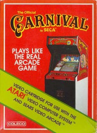 Carnival (Coleco) (Atari 2600) Pre-Owned: Cartridge Only