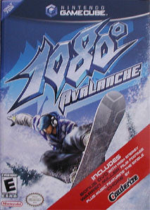 1080 Avalanche with Bonus DVD (Nintendo GameCube) Pre-Owned: Discs and Case