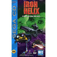 Iron Helix (Sega CD) Pre-Owned: Game, Manual, and Case