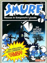 Smurf: Rescue in Gargamel's Castle (ColecoVision / Coleco) Pre-Owned: Cartridge Only