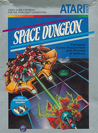 Space Dungeon (Atari 5200) Pre-Owned: Cartridge Only
