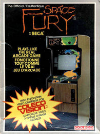 Space Fury (Colecovision / Coleco) Pre-Owned: Cartridge Only