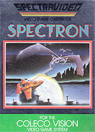 Spectron (ColecoVision / Coleco) Pre-Owned: Cartridge Only
