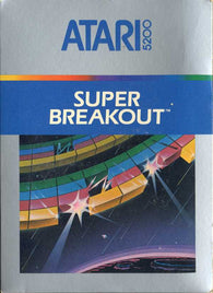 Super Breakout (Atari 5200) Pre-Owned: Cartridge Only
